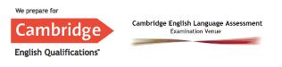 logos cambridge - Exámenes oficiales