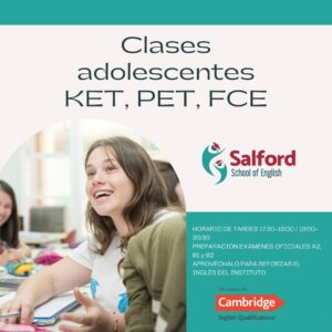 CLASES ADOLESCENTES FACEBOOK - Inicio