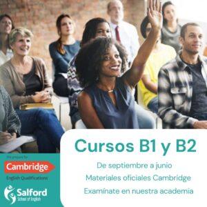 CURSOS ADULTOS B1 Y B2 FACEBOOK - Inicio